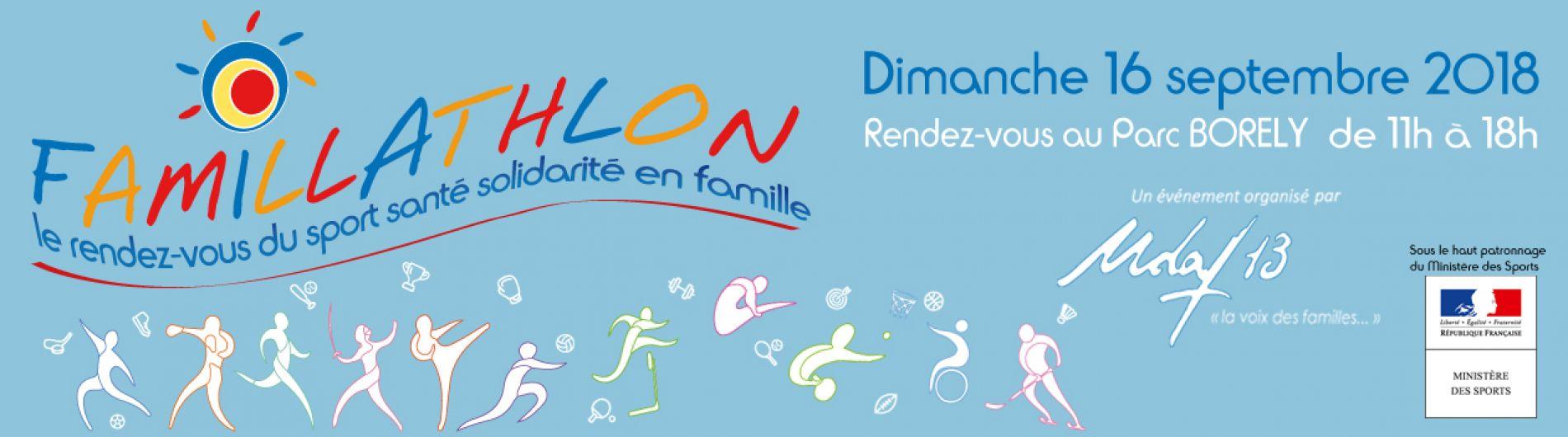 Une occasion pour la pratique sportive en famille à Marseille
