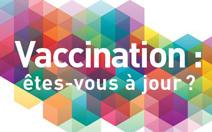 Nouveau calendrier de vaccinations
